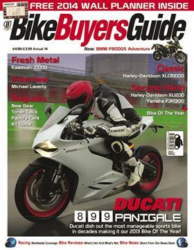 Bike Buyers Guide 2014 Annual