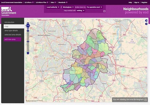 Birmingham pre-operative wards