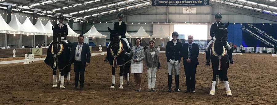 P.S.I. Dressage & Jumping with the Stars