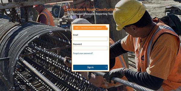 ONRC reporting tool