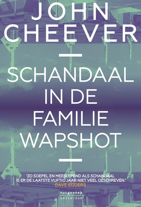 Omslag Schandaal | Cheever