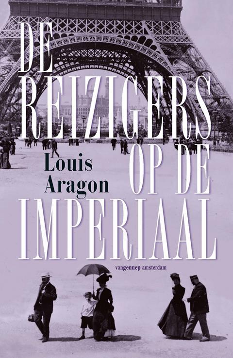 Omslag Reizigers op de imperiaal | Aragon