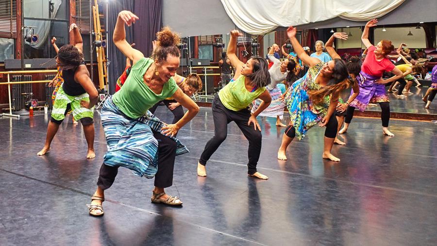 The Dance Complex via Bill Parsons/Maximal Image