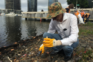 MWRRG celebrates Business Clean Up Day