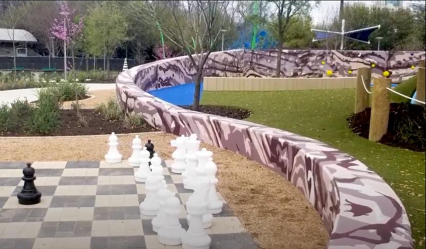 Alliance Children's Garden in Austin, TX