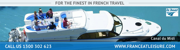 visit France at Leisure website
