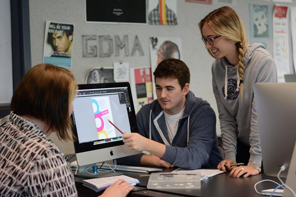 Bachelor of Design: Graphic Design for Marketing (GDMA) Wilson School of Design at Kwantlen Polytechnic University
