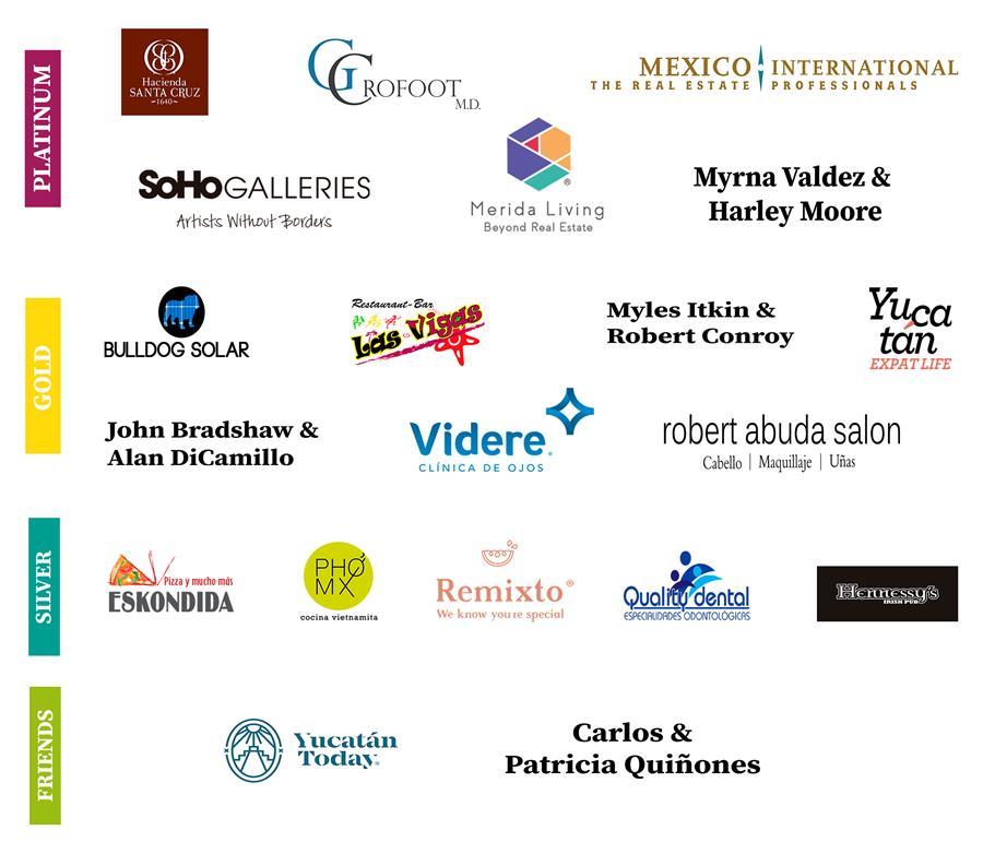 Major Sponsors 2016