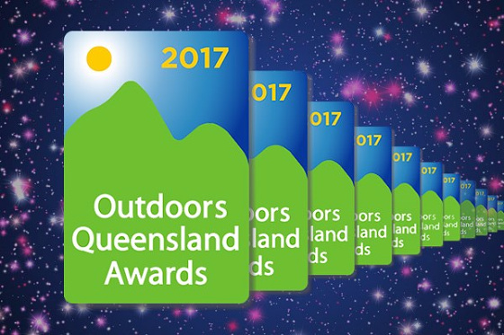 Outdoors Queensland Awards Dinner 2017