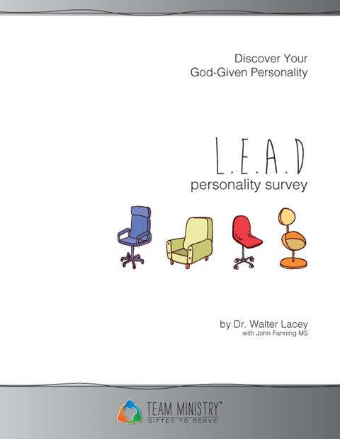 LEAD Personality Survey: Discover Your God-Given Personality
