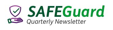 Safeguard Newsletter logo