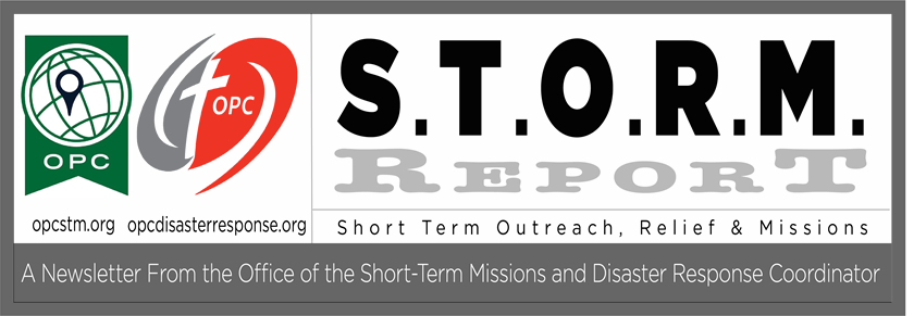OPC Short-Term Missions and Disaster Response