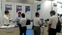 Gencoa exhiting at the recent Japan Vacuum Show
