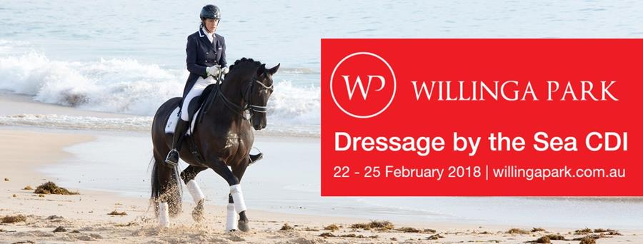 2018 Willinga Park, Dressage by the Sea CDI