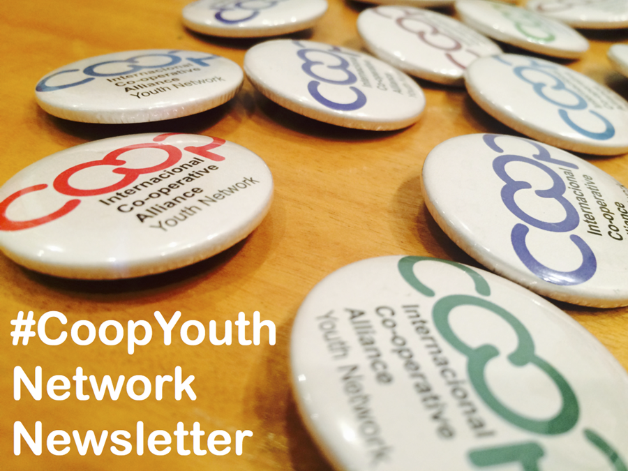 Alliance CoopYouth Network Buttons