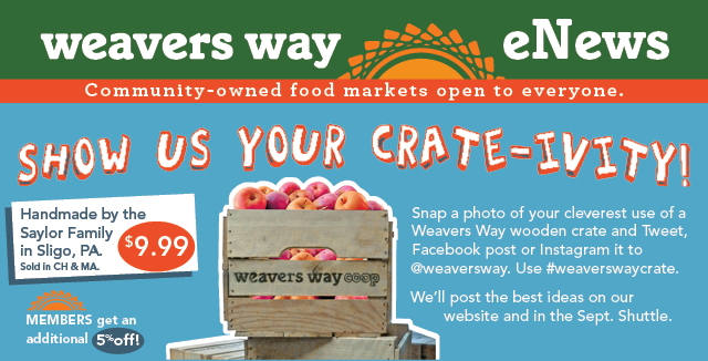 Weavers Way Co-op eNews