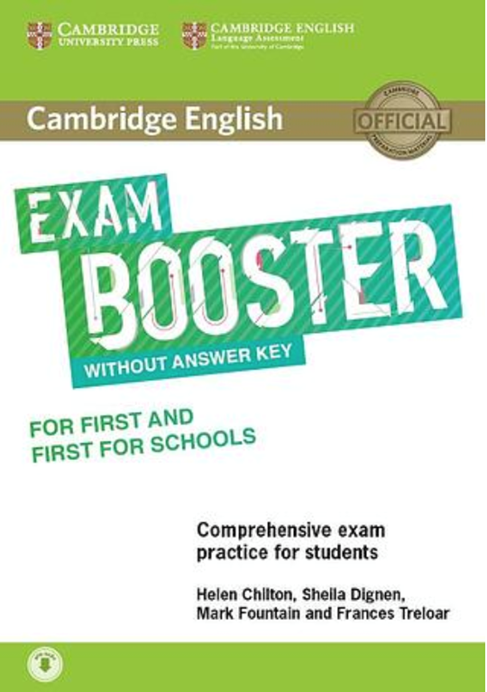 Exam booster book cover banner
