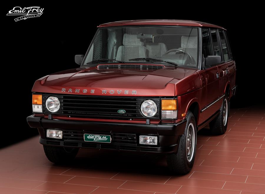 Land Rover Range Rover3.9 Vogue Plus