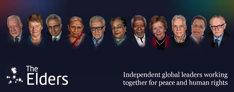 The Elders logo