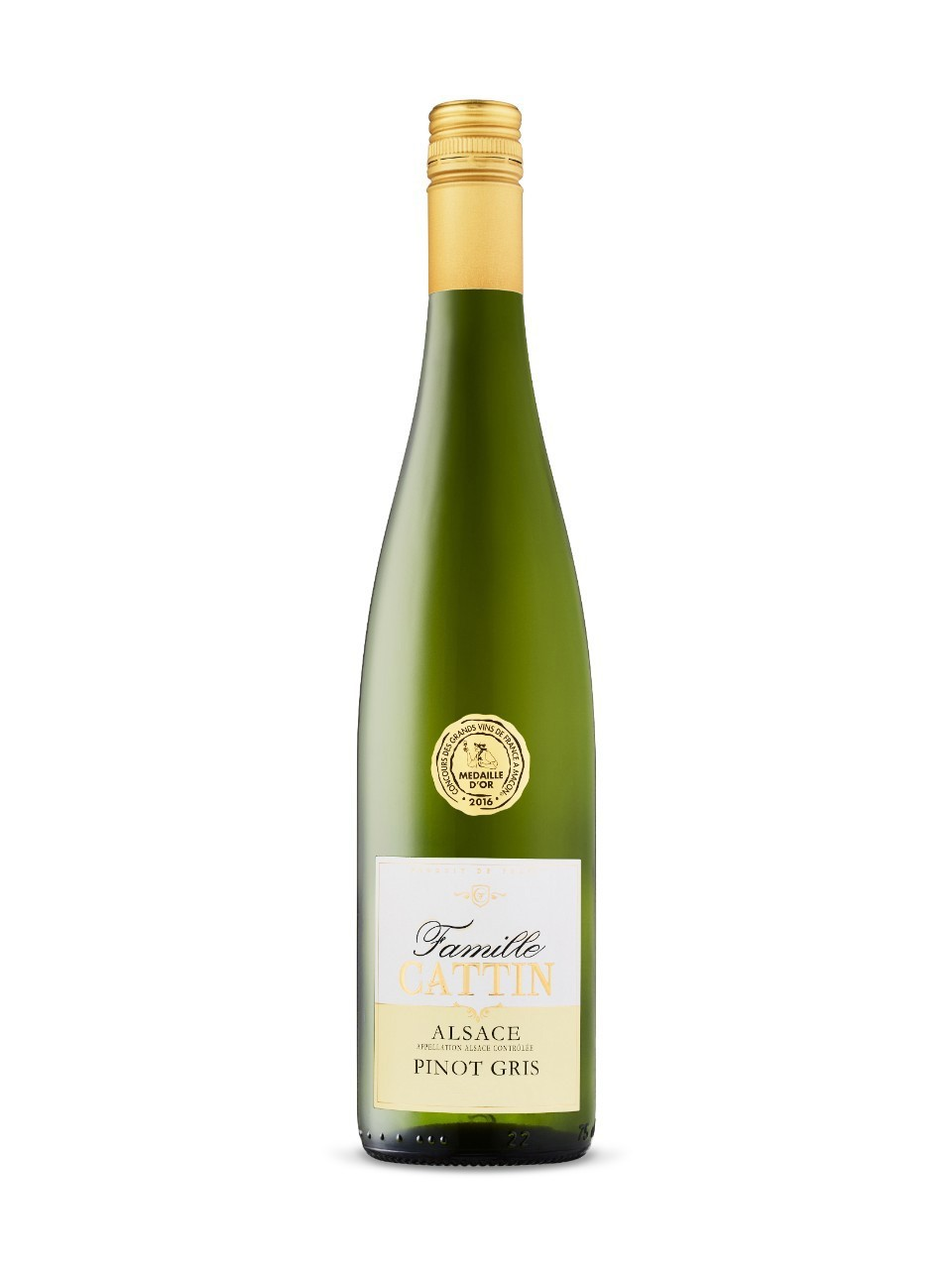 Famille Cattin Pinot Gris 2016