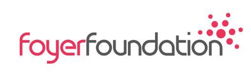 Foyer Foundation logo