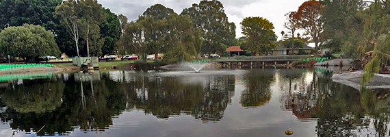 Lake Marmion is now ready for native fish