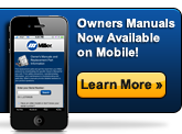 Owners Manuals Now Available on Mobile
