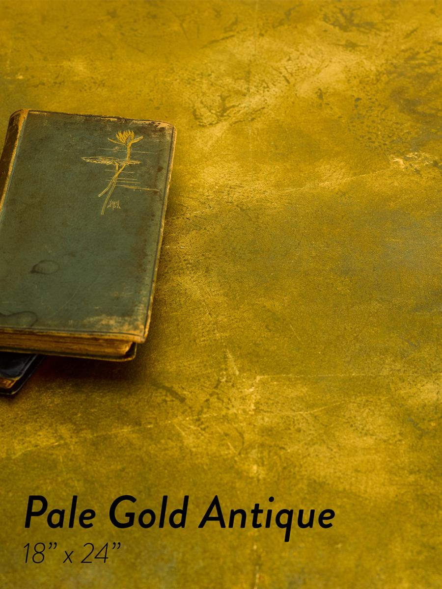 Pale Gold Antique