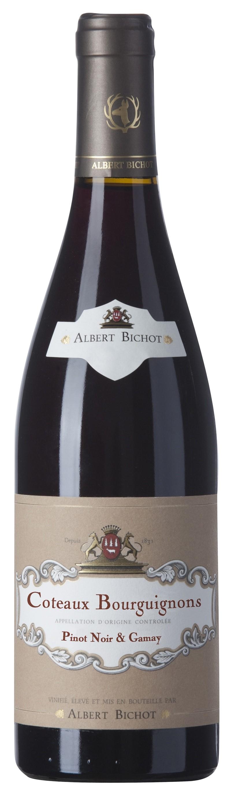 Albert Bichot Coteaux Bourguignons Rouge 2015