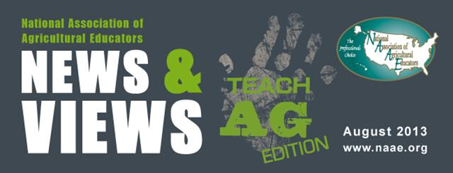 News & Views - Teach Ag Edition