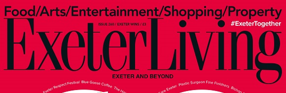 Bath Life Logo header, image of current issue of the magazine. - click to allow images
