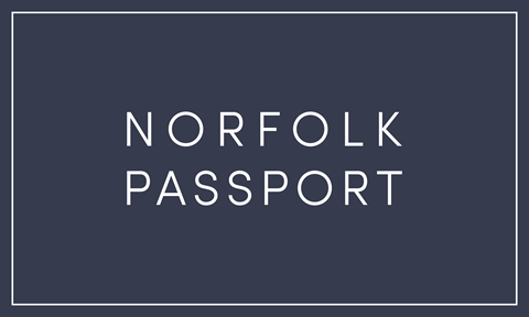 Norfolk Passport logo