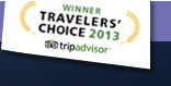 TripAdvisor: Travelers' Choice 2013