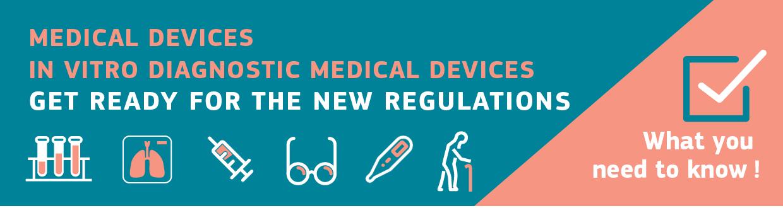 Medical devices - Change of legislation - newsletter - EU