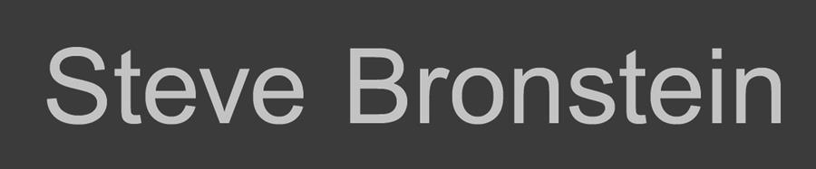Steve Bronstein logo