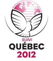 Logo Québec 2012 - Suivi