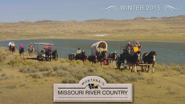 Montana's Missouri River Country