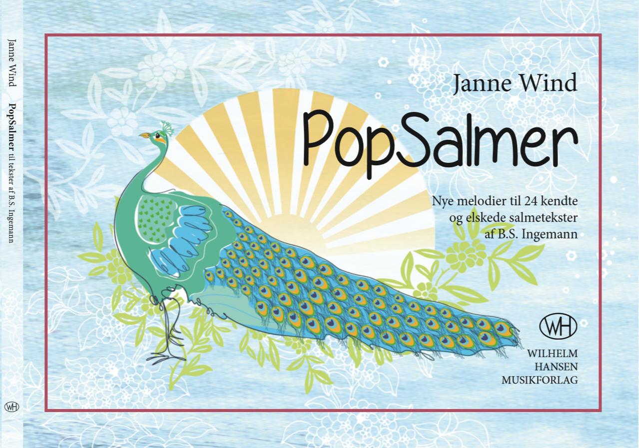 billetter til releasekoncert og SÆRLIGT tilbud på PopSalme bogen, der udkommer 1.november!