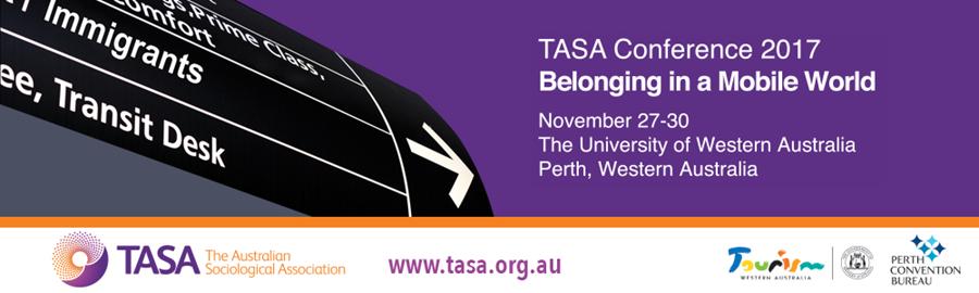 TASA 2017 - Perth