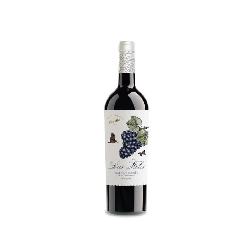 Wine of the Weekend: Chivite Las Fieles Garnacha 2014