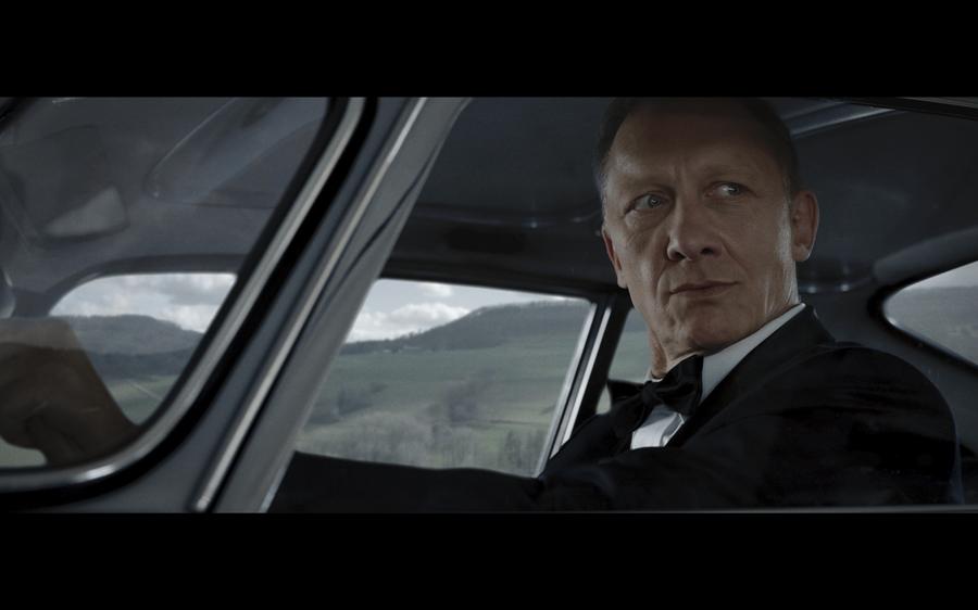 James Bond Gala Abend
