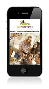 The VisitVineyards iPhone app - now available