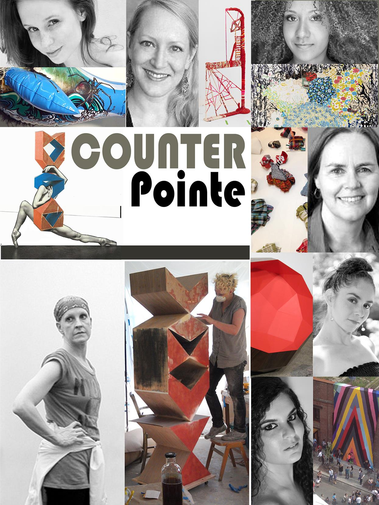 Norte Maar, CounterPointe, Brooklyn, ballet, collaboration