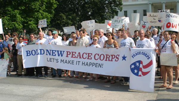MorePeaceCorps - Newsletter #21 (ww