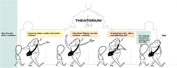 Theatorium comic