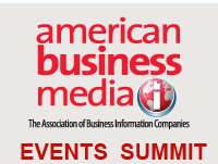 "Logo: american business media ""Events Summit"""