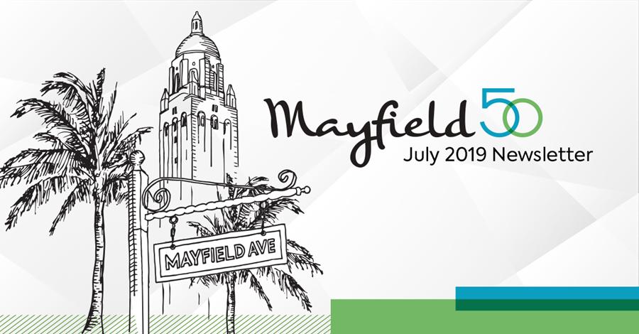 Mayfield 50 July 2019 Newsletter