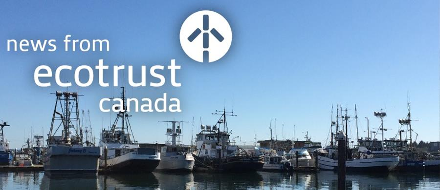 News from Ecotrust Canada
