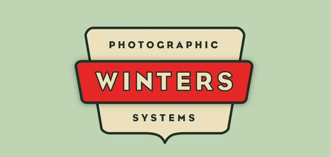 Dan Winters photographic systems logo