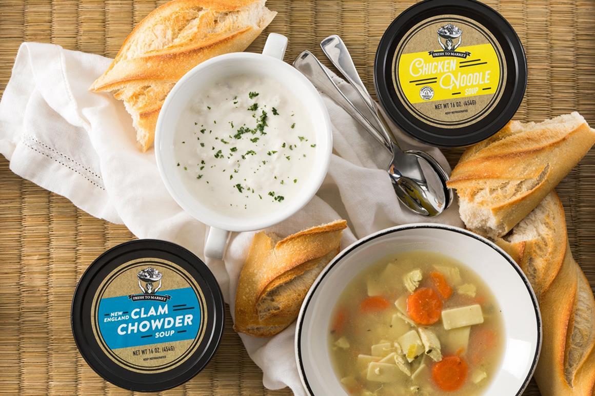 Fresh to Market soups